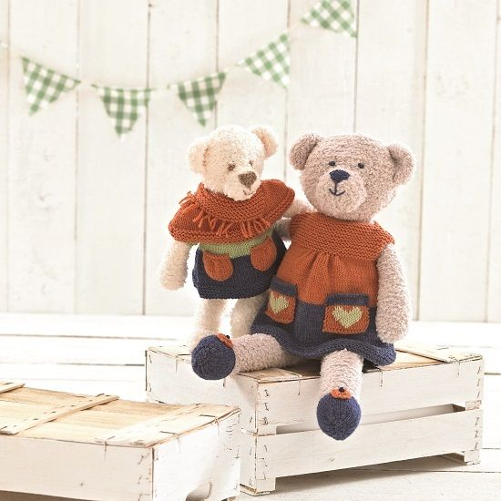 Sue Jobson Knitting Patterns : Sirdar the bear book by sue jobson purplelinda crafts